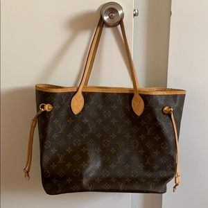 Authentic Louis Vuitton Neverfull Bag